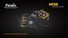 Купить Налобный светодиодный фонарь Fenix HP25, 2 диода по 180 лм (34215) по доступной цене