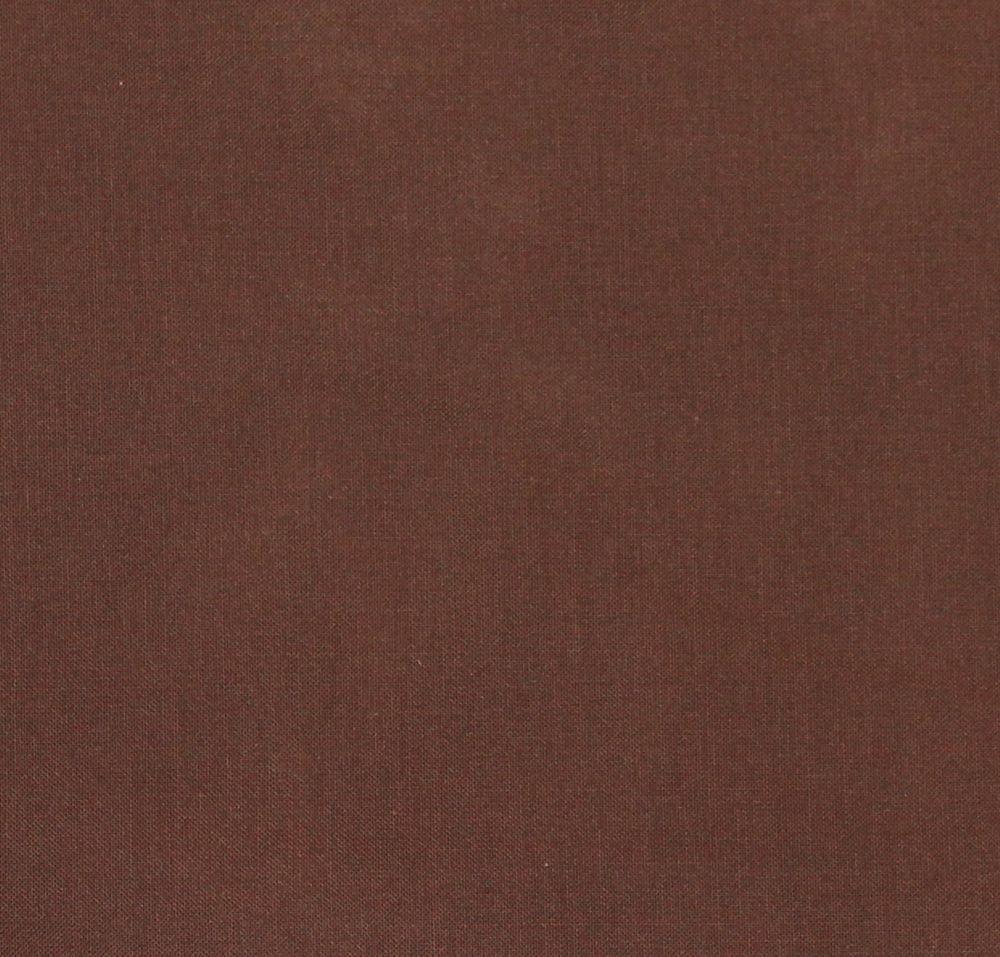 Простыня на резинке 180x200 Сaleffi Raso Tinta Unito с бордюром сатин коричневая