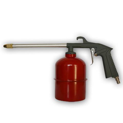 Пистолет пневматический QUATTRO ELEMENTI для мовиля, 0,75л, разъем EURO
