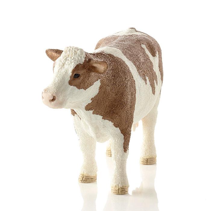 Симментальская корова Schleich