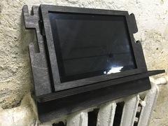 Подставка для планшета кипера в кафе