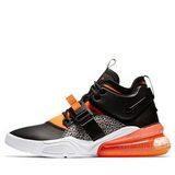 Кроссовки мужские Nike Air Force 270 Black Orange