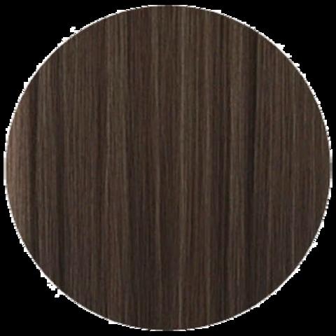 Lebel Materia 3D B-6 (тёмный блондин коричневый) - Перманентная низкоаммичная краска для волос