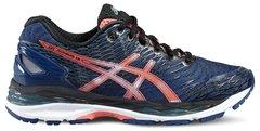 Женские кроссовки для бега Asics Gel-Nimbus 18 T650N 5806 синие