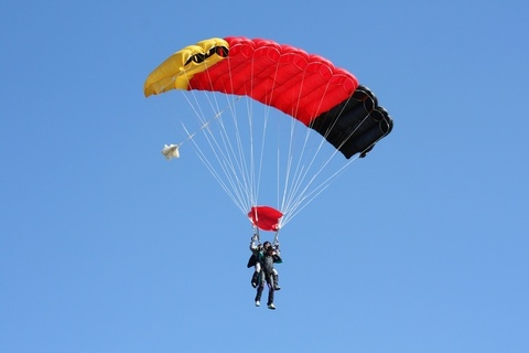 Основной парашют Icarus Tandem