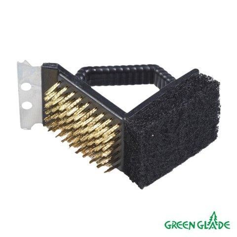 Щетка для чистки гриля Green Glade BBQ-9019