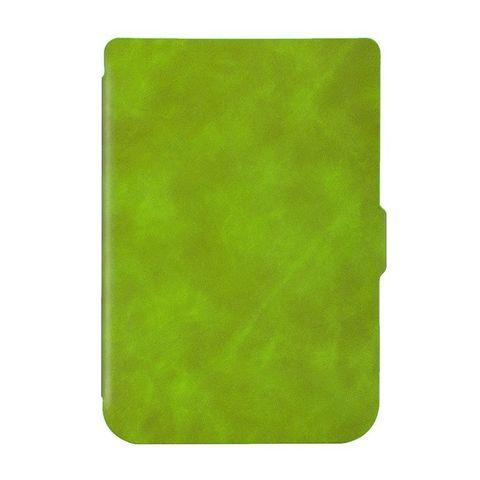 Чехол - обложка для PocketBook 616-627-632 зеленая