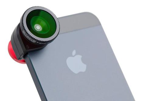 Olloclip 3-in-1 - объектив для iPhone 5