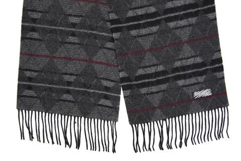 Шерстяной шарф, мужской 30063 SH1