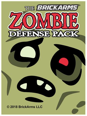 Набор ZOMBIE DEFENSE PACK 2018