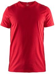 Футболка беговая Craft Deft 2.0 Red мужская