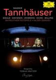 Stephen Gould, Lise Davidsen, Elena Zhidkova, Markus Eiche, Valery Gergiev / Richard Wagner: Tannhauser (Blu-ray)