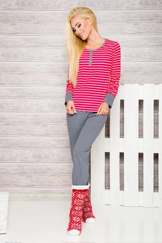 Пижама 7W Lisa 2120 Red Taro