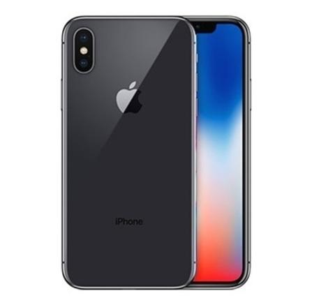 iPhone X, 256 ГБ, «серый космос»