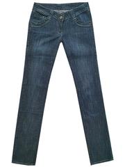 5590 джинсы женские, темно-синие