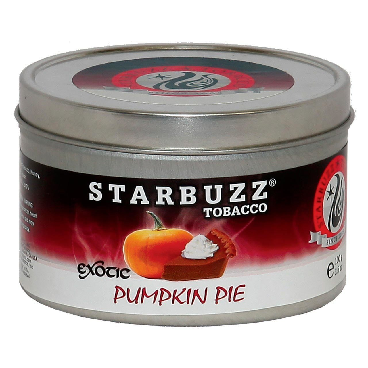 Табак для кальяна Starbuzz Pumpkin Pie 250 гр.