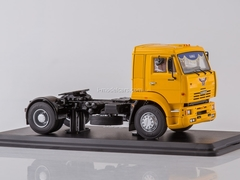 KAMAZ-5460 road tractor yellow 1:43 Start Scale Models (SSM)