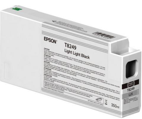 Картридж T824900 для Epson SC-P6000/7000/8000/9000 XL Light Light Black UltraChrome HDX/HD, 700ml (C13T824900)
