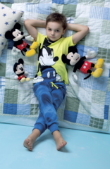 Детская мужская футболка Disney E18K-23M101