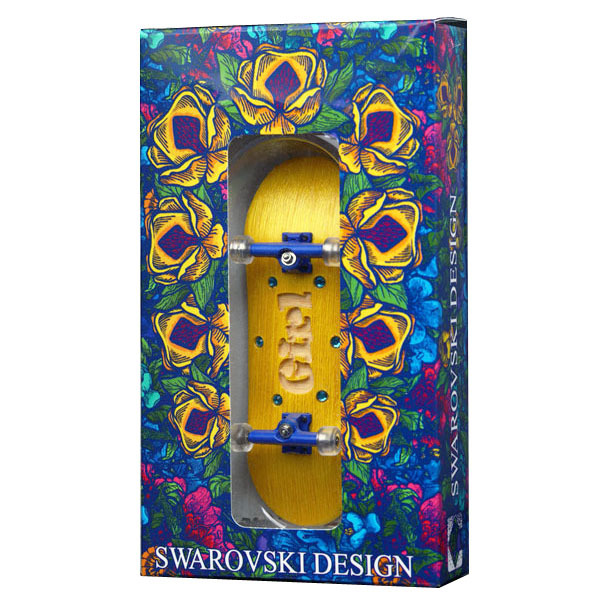 Фингерборд Turbo - Swarovski Design