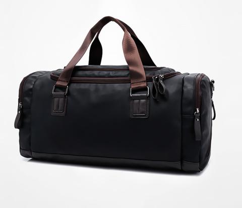 Удобная мужская сумка на каждый день из кожи