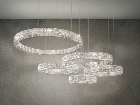 replica lighting  Calipso By MARCHETTI illuminazione ( 6 rings )