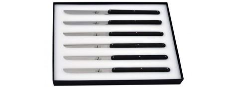 Набор из 6 столовых ножей, Forge de Laguiole, дизайн Andree PUTMANT6 PUTMAN EB