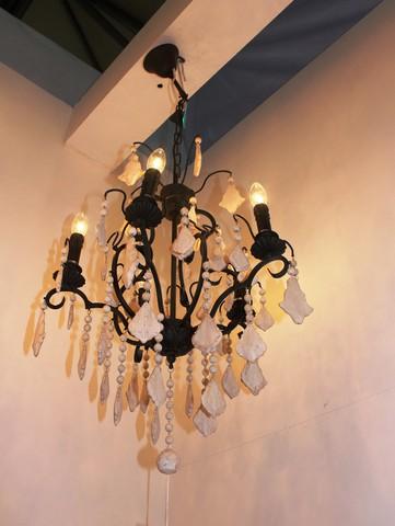 vintage chandelier  01-62 ( by Funky Vintage )