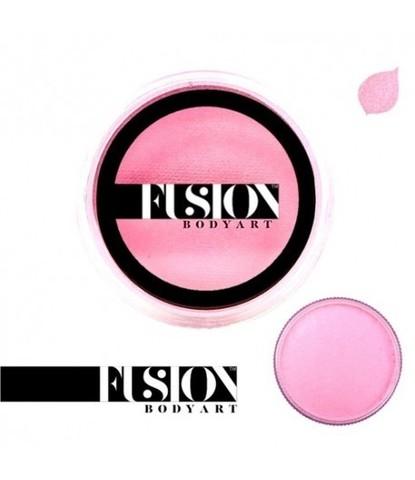Аквагрим Fusion перламутровый розовый 25 гр