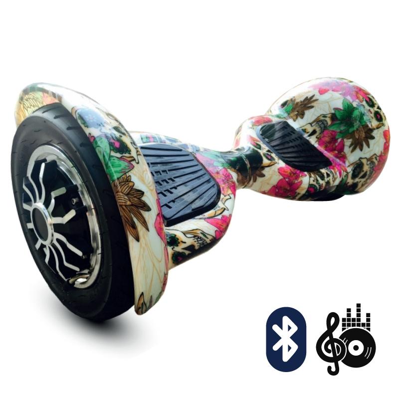 Smart Balance SUV Wheel 10  хохлома (Bluetooth-музыка + сумка) - 10 дюймов, артикул: 638216