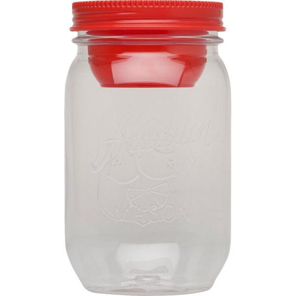 Контейнер Classic Mason (1 литр) красный