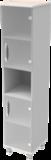 Шкаф медицинский общего назначения 1.01 тип 3 АйВуд Medical Office