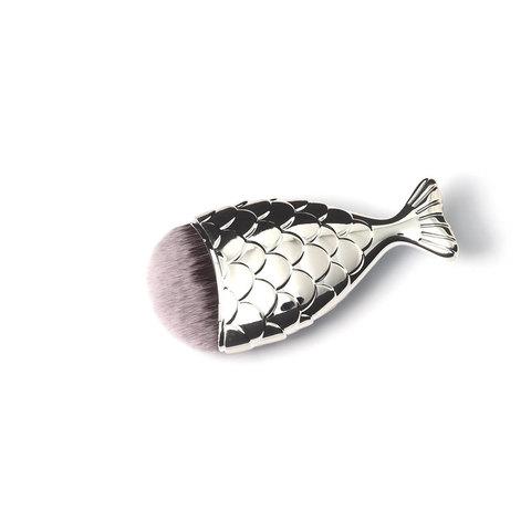 Кисть-рыбка серебро - M