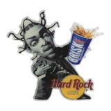Значок Hard Rock Cafe - Brisk - Coolio
