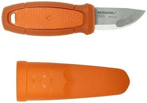 Нож Morakniv Eldris оранжевый, арт. 13499