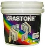 Краска KRASTONE мозаичная S 4л