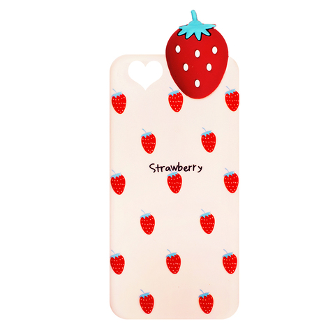 Чехол для IPhone 6/6S Strawberry