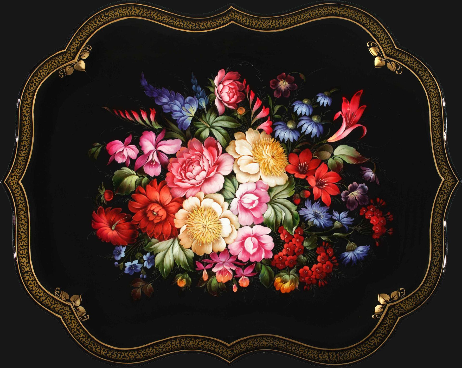 Camellia bouquet