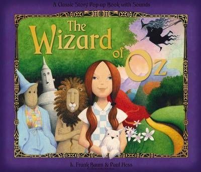 Kitab The Wizard Of Oz: Pop-up Sounds | L. Frank Baum