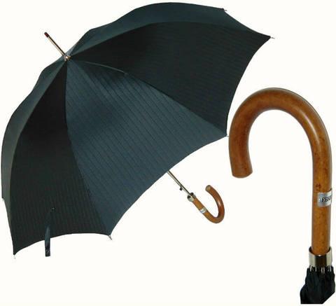 Купить онлайн Зонт-трость Ferre GF -272-ch-Malacca в магазине Зонтофф.