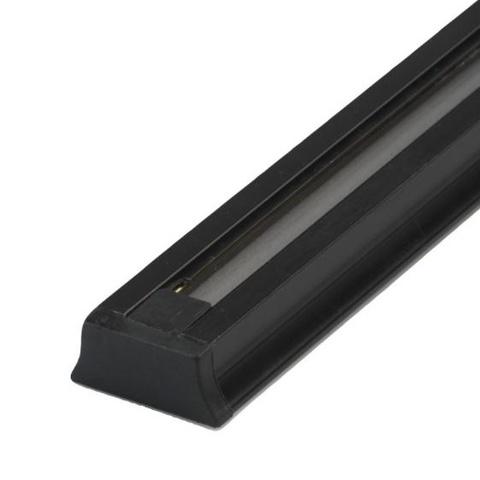 Шинопровод (трек) 1м. однофазный CAB1003 черный