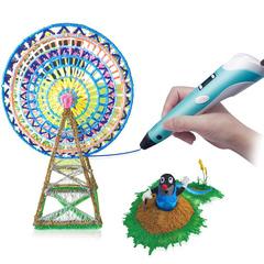 """3D ручка c дисплеем """"3D PEN-2"""""""