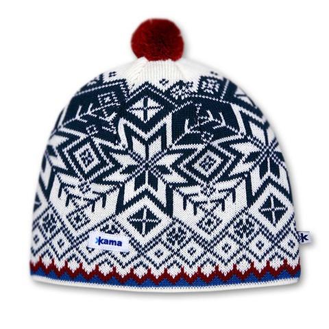 шапка Kama Aw41 Off-White