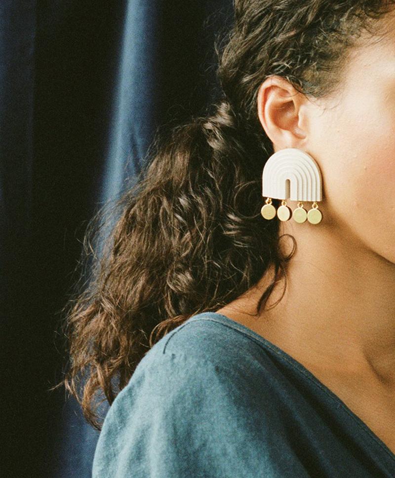 Серьги Mirage Earrings