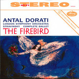 Igor Stravinsky, London Symphony Orchestra, Antal Dorati / The Firebird (LP)
