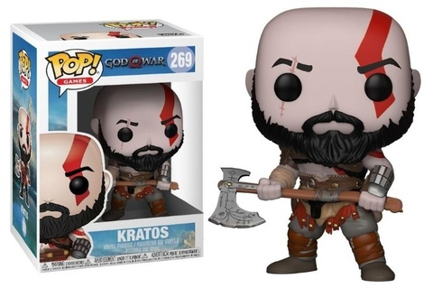 FUNKO POP! Vinyl: Games: God of War: Kratos 27031
