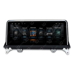 Штатная магнитола для BMW X5 Restyle (E71) 12-14 IQ NAVI T58-1117C