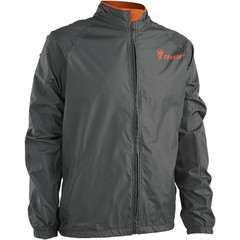 Pack Jacket /Серо-оранжевый