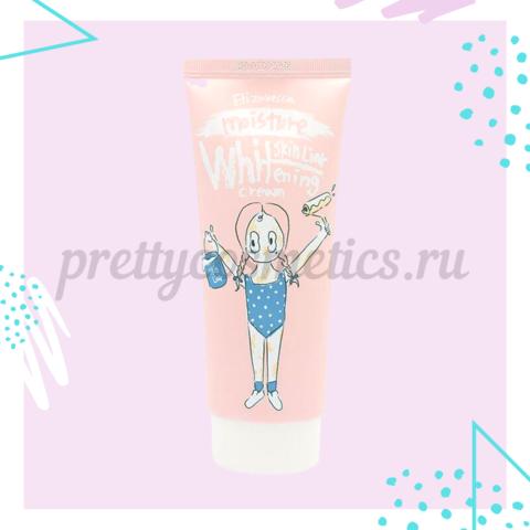 ELIZAVECCA Skin Liar Moisture Whitening Cream Крем для лица