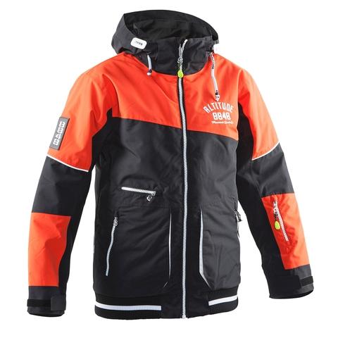 Детская горнолыжная куртка 8848 Altitude Meganova (black)